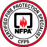 Certified Fire Protection Specialist Seal