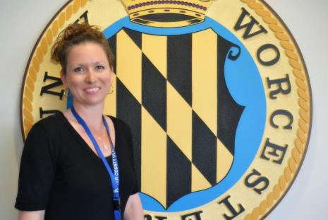 Photo: Rebecca L. Jones, RN, BSN, MSN