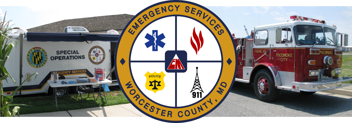 Emergency Services | Worcester County, Maryland
