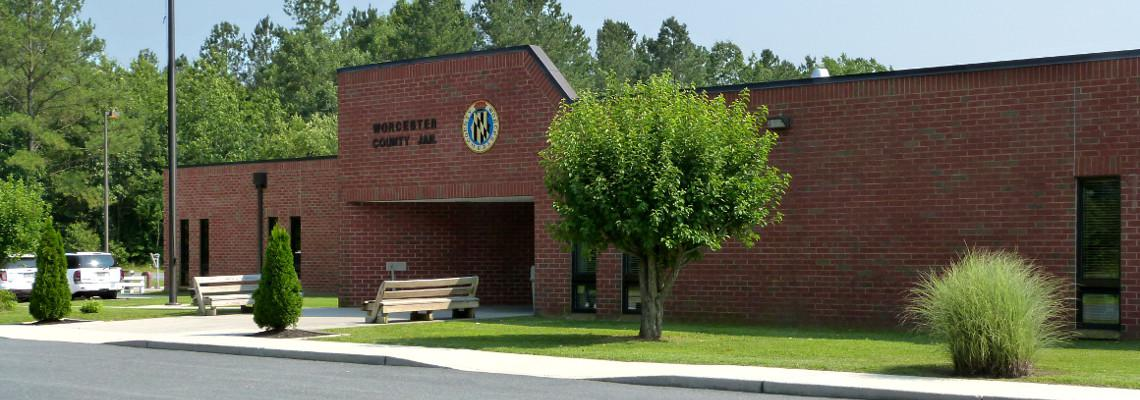Jail Worcester County Maryland